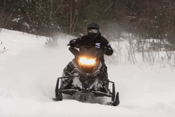 2018 YAMAHA SNOWMOBILES TRAIL SERIES - First-Hand News