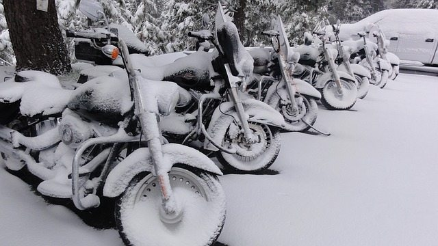 How To Prepare Your Motorcycle For Winter Storage