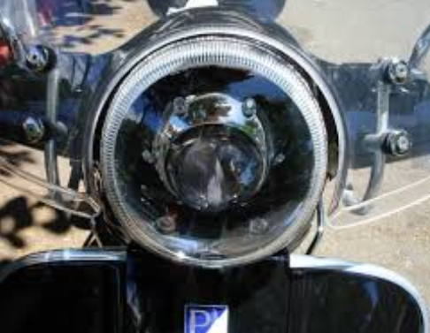 Vespa Headlights